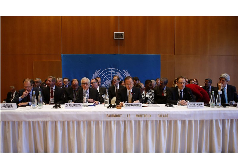 Syrian Rivals Hold First Direct Meeting