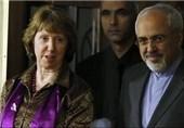 Iran's Zarif, EU's Ashton Discuss Resumption of N. Talks