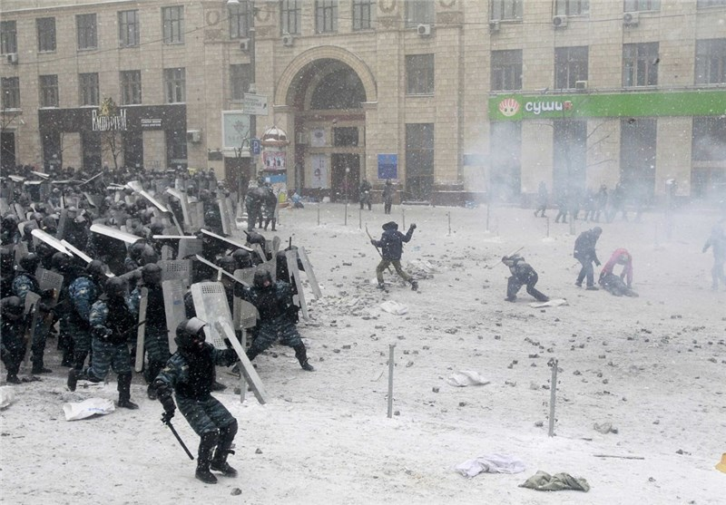 احتمال اعلام وضعیت فوقالعاده در اوکراین