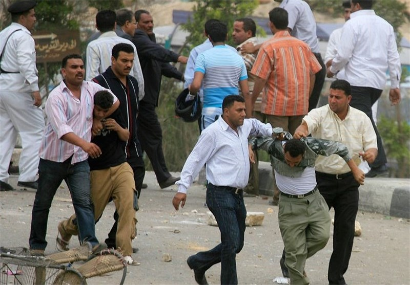 Rights Group Condemns State Violence, Widespread Repression in Egypt