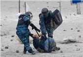 ارتش اوکراین علیه معترضان وارد عمل نخواهد شد