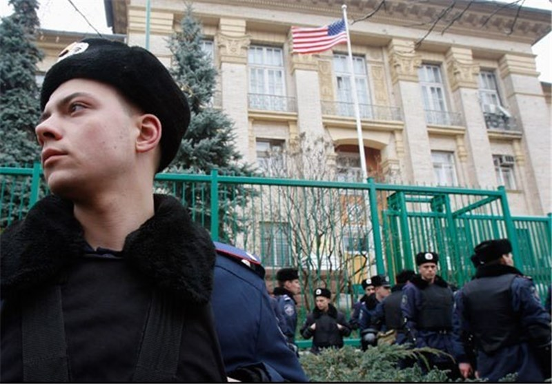 Blast at US Embassy in Kiev, No Causalities, Say Police