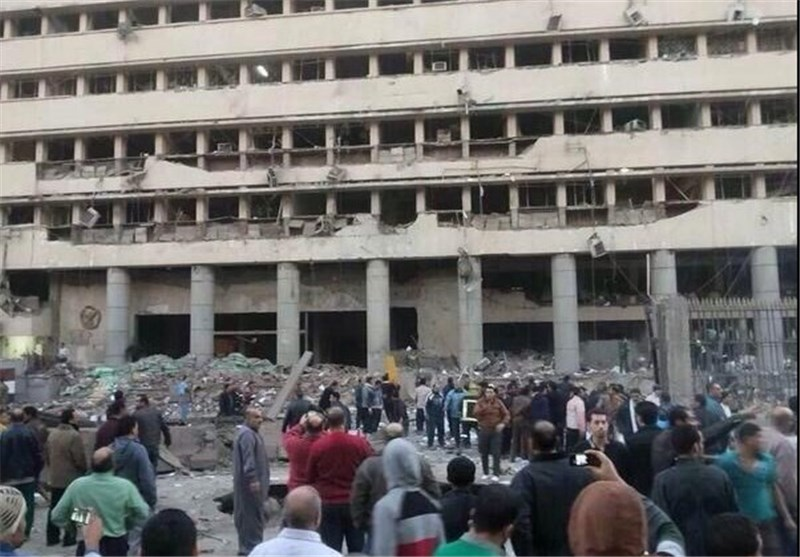 Cairo Police Headquarters Rocked by Explosion