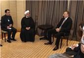 President Rouhani: Tehran Shares Common Ground with Baku
