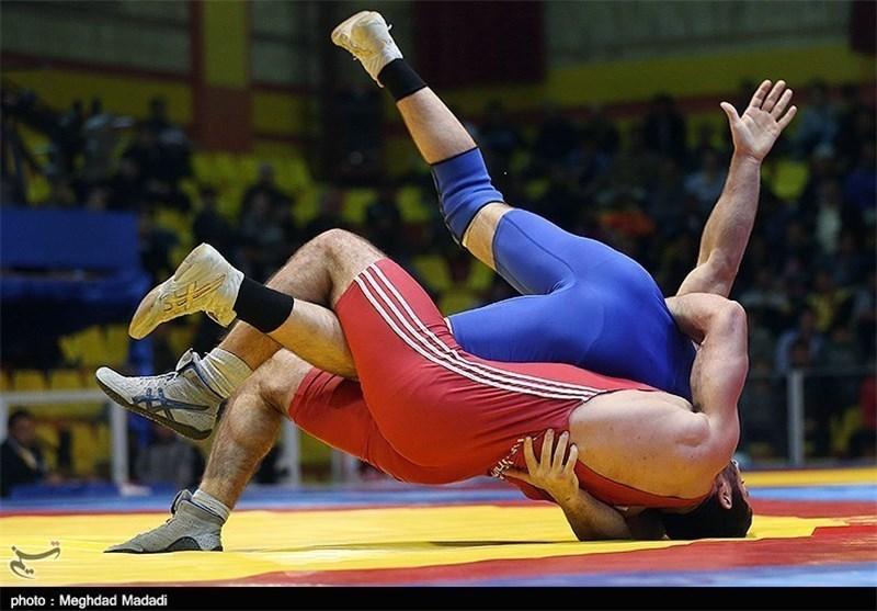 Iran's Junior Greco-Roman Wrestling Team Crowned Asian Champion