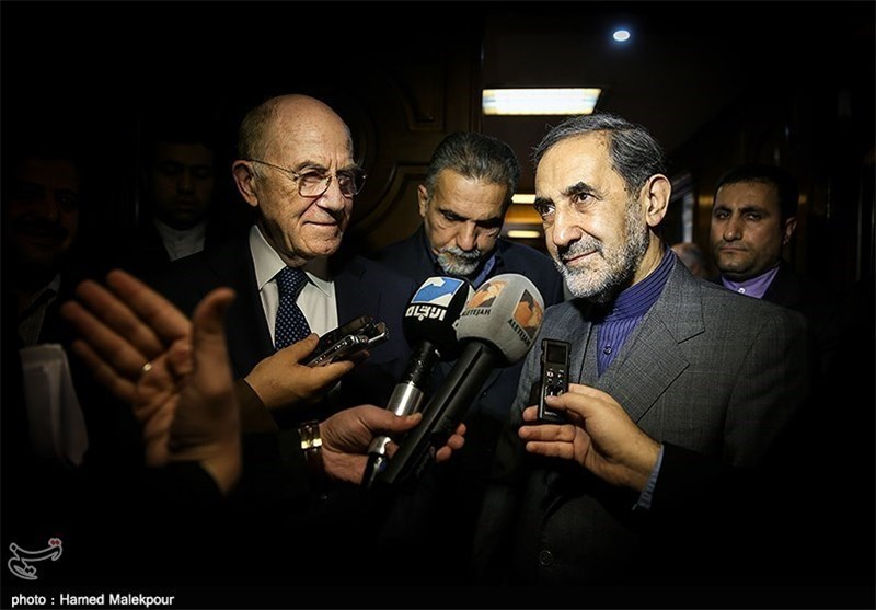 Former Iranian, French FMs Discuss Syria Crisis
