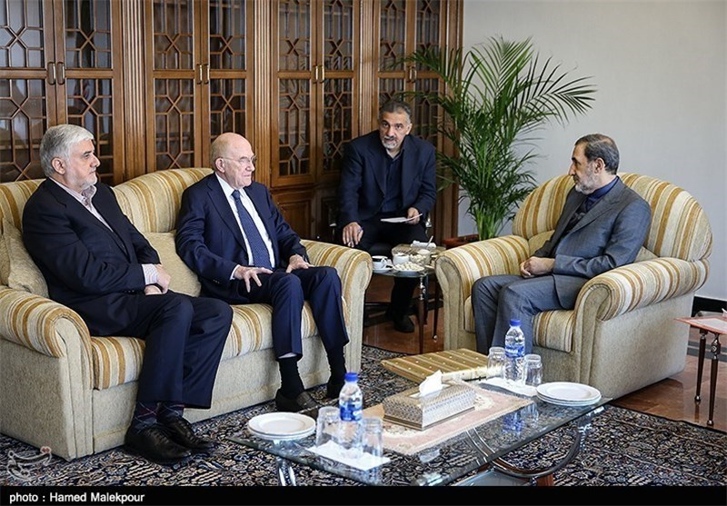 Former French FM Sees Bright Future for Tehran-Paris Ties
