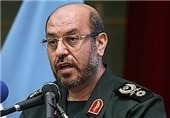Iran's Nuclear Fuel Cycle to Remain Intact: Defense Minister
