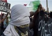 تظاهرات علیه جام جهانی در برزیل به خشونت کشیده شد