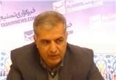 بازدید مدیرکل روستایی استانداری مرکزی از دفتر خبرگزاری تسنیم مرکزی