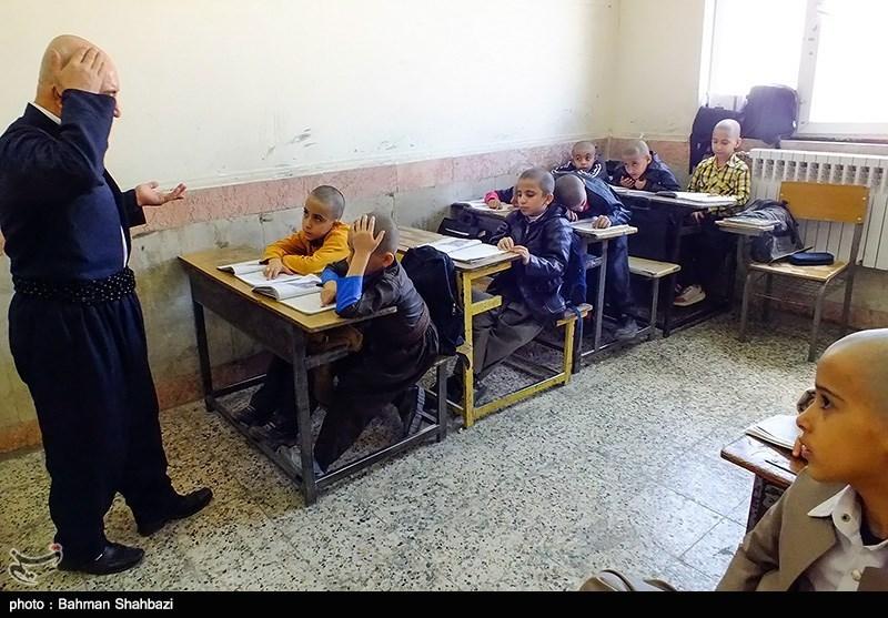 محمد علی محمدیان معلم مقطع دبستان پس از اطلاع در مورد یکی از دانشاموز خود که به دلیل اختلال در سیستم ایمنی بدن دچار ریزش مو شده بود برای همدردی با این کودک موهای سر خود را تراشید.