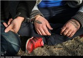 دستگیری 88 نفر از اراذل و اوباش پایتخت