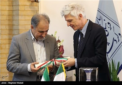 Iranian, Italian Officials Stress Expansion of Cultural Relations