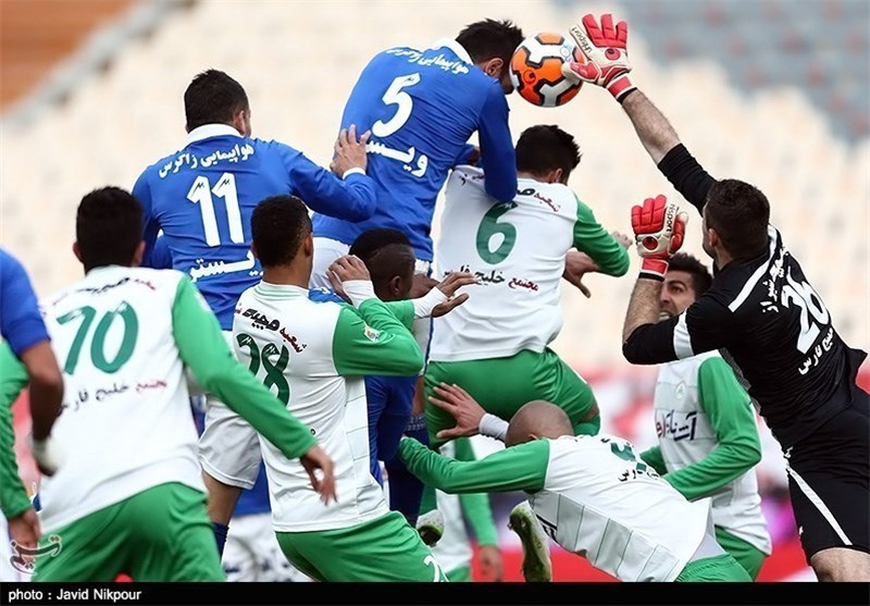 ترکیب تیمهای ذوبآهن و گسترشفولاد تبریز اعلام شد