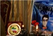 خبرنگار شهیدی که خود خبرساز شد+ تصاویر