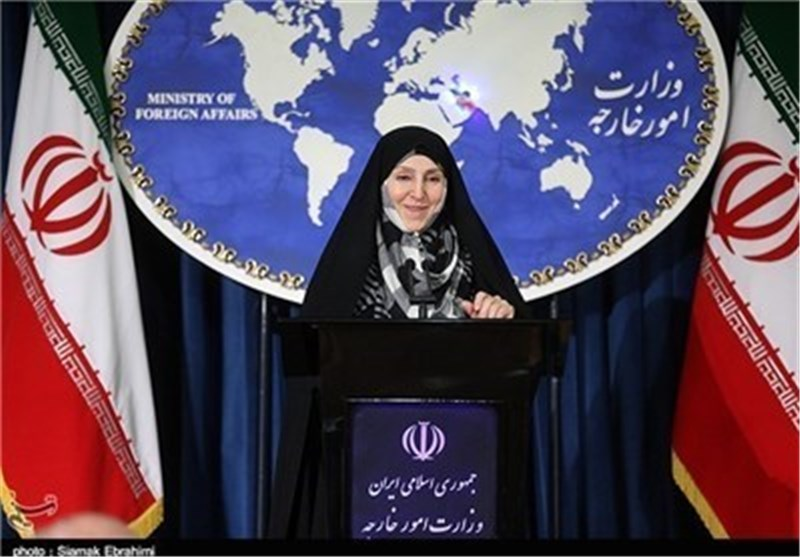 Maintaining Peaceful N. Program Top on Iran's Agenda: Spokeswoman