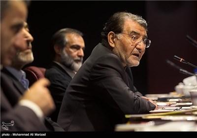 سخنرانی آل اسحاق رییس اتاق بازرگانی تهران