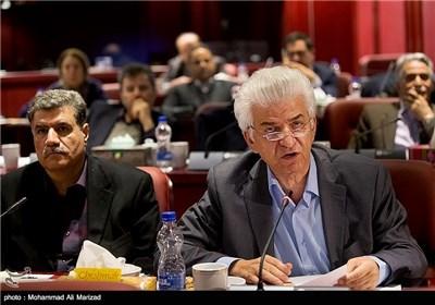 جلسه نمایندگان اتاق بازرگانی تهران با حضور عراقچی