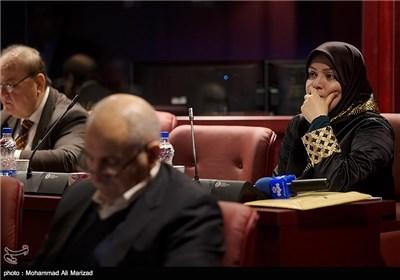 فاطمه دانشور عضو اتاق بازگانی تهران
