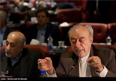 سخنرانی عسگر اولادی عضو اتاق بازرگانی تهران