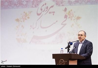 سخنرانی محمود رسولینژاد ،مدیرعامل سابق شرکت فرودگاههای کشور