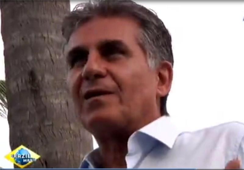 کیروش: ایران شانس حضور در جام جهانی را به من داد/ بازی با بوسنی تعیینکننده است