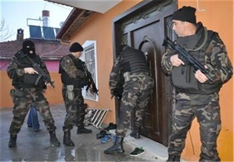 کشف و ضبط مواد مخدر و مهمات در جنوب شرق ترکیه