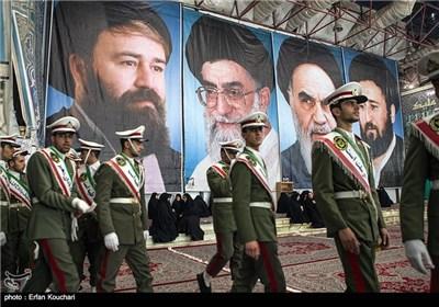تجدید میثاق کمیته زنان و خانواده ریاست جمهوری با امام راحل
