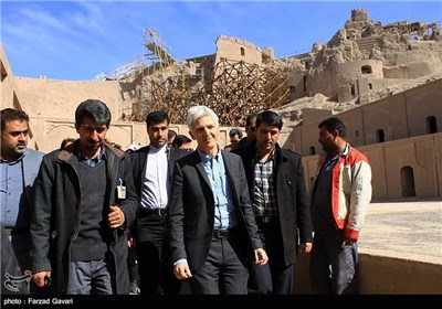 Photos: Italian Culture Minister Visits Iran's Southeastern Province