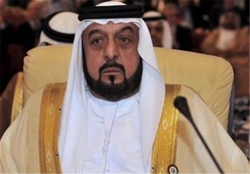 اخبار ضد و نقیض از مرگ رئیس دولت امارات
