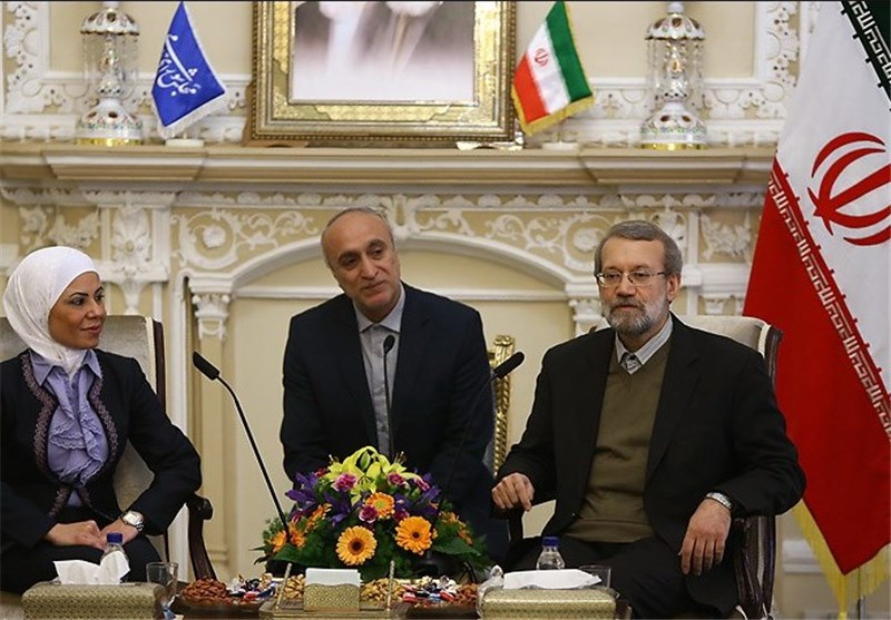 Iranian Speaker: Enemies Afraid of Elections in Syria