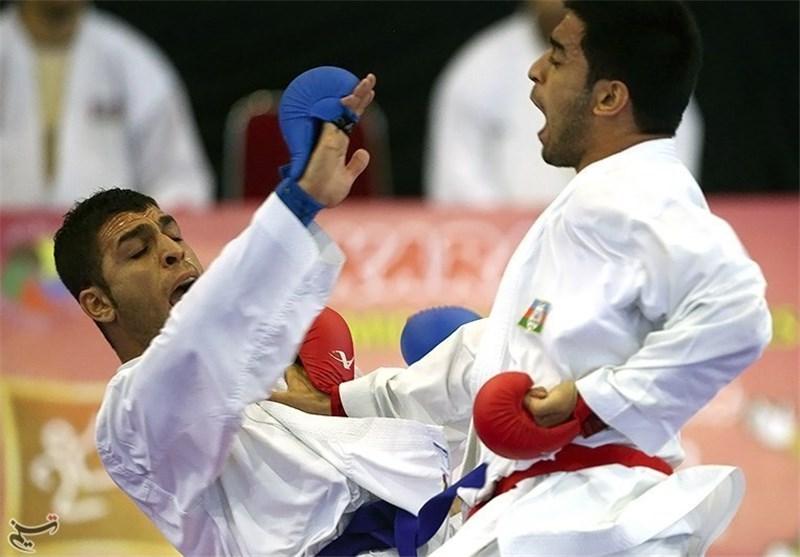 Iran's Poursheib Wins Gold in Karate1 Premier League