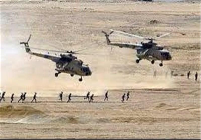 """سرویس مبارزه با تروریسم عراق، منطقه """"البوفراج"""" الرمادی را پس گرفت"""
