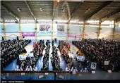 چهارمین جشنواره ورزشی ریحانة النبی