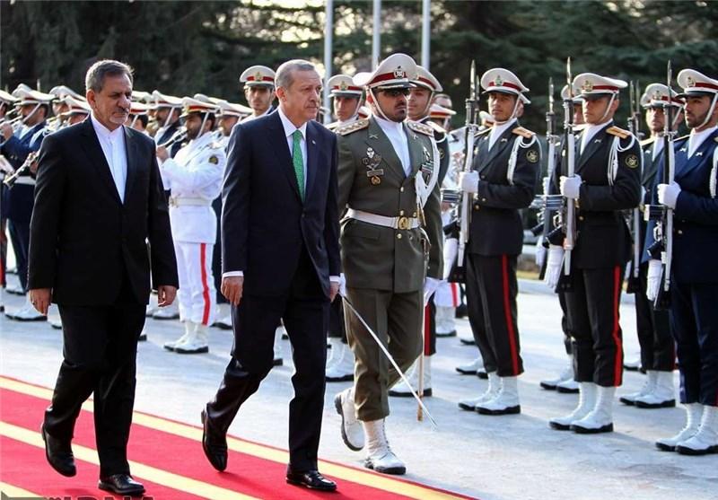 VP: Iran Seeking $30bln Annual Trade with Turkey