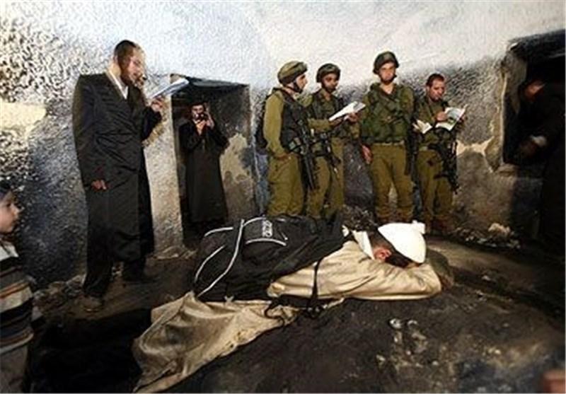 فیلم فرار صهیونیستها از جوانان فلسطینی