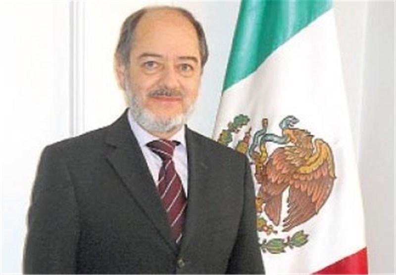 سفیر مکزیک:هنرمندان ایران خلاق و متفاوت هستند