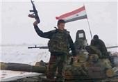 ادامه عملیات ارتش سوریه علیه تروریستها در مناطق مختلف