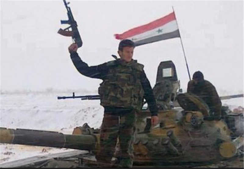 Syria Army Captures Village in Hama Province