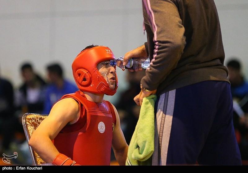مسابقات لیگ برتر ووشو
