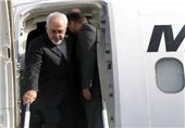 Zarif Leaves Tehran for Algiers to Attend NAM Ministerial Meeting