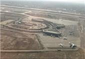 عراق| اصابت موشک کاتیوشا به اطراف فرودگاه بین المللی بغداد