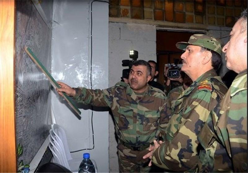 الجیش السوری یکثف عملیاته بالغوطة الشرقیة والجیش الترکی یقصف بالمدفعیة مناطق سوریة