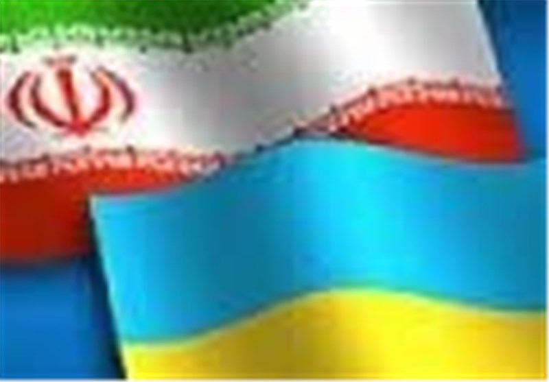 Iranian, Ukrainian FMs Stress Expansion of Relations