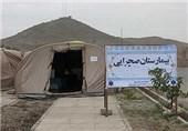 """بیمارستان صحرایی""""شهدای بسیج جامعه پزشکی"""" در لردگان برپا میشود"""