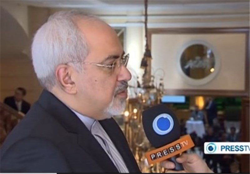 Set Aside Illusions on Iran N. Program, Zarif Tells West
