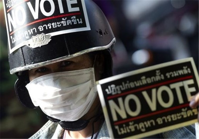 Thai Polling Chiefs, Seeking to Fix Broken Vote, Meet and Adjourn