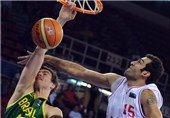 Iran Draws Spain in FIBA World Cup of Basketball Group