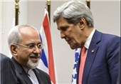 Iran Says Zarif, Kerry Discuss Upcoming Nuclear Talks