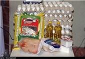 1600 خانوار آسیبپذیر در شهرستان سامان بسته حمایتی کالا دریافت کردند